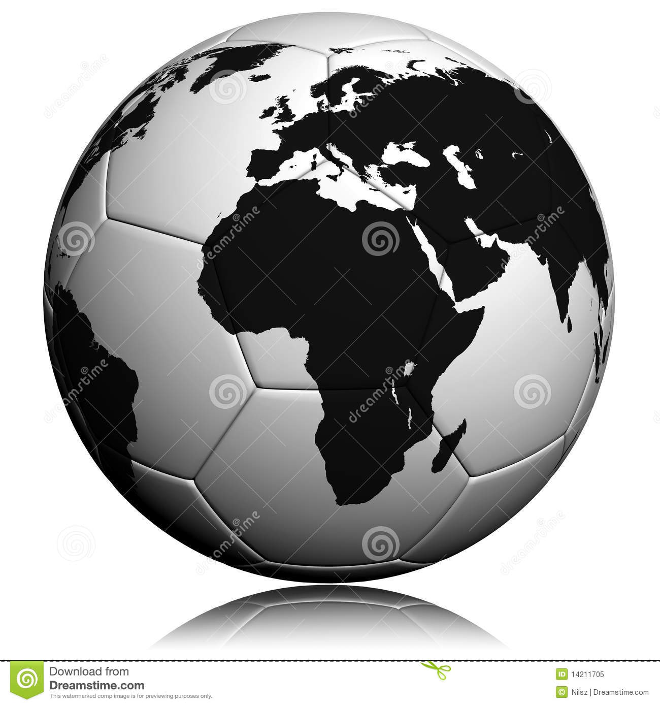 Soccerball with worldmap stock illustration illustration of team soccerball with worldmap gumiabroncs Images