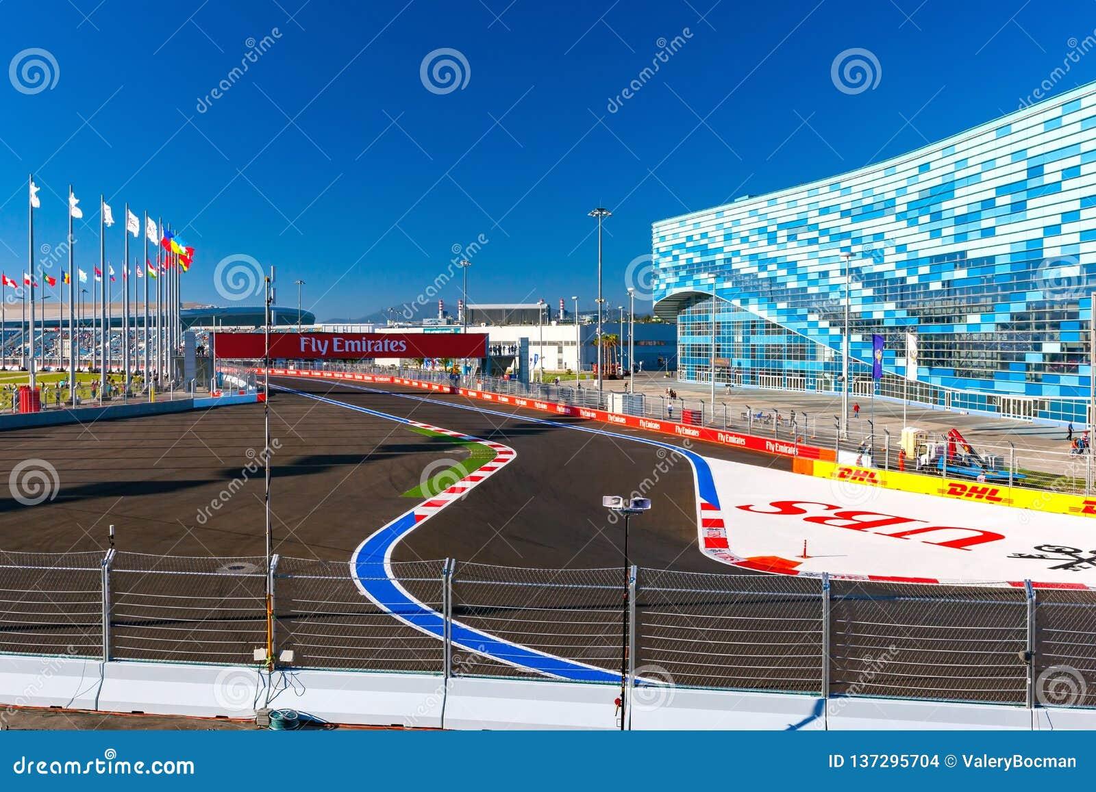 Sochi Autodrom Rosja, Listopad, - 2014