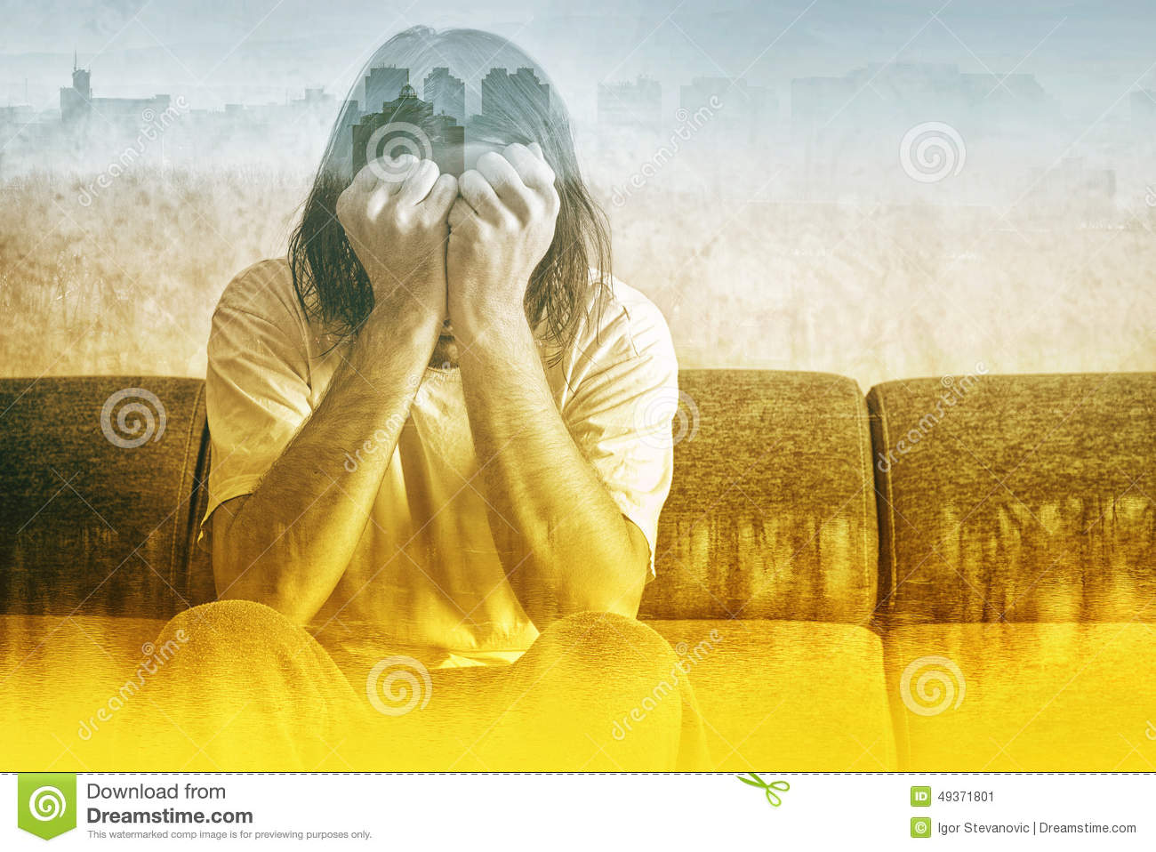 Social Alienation Concept Stock Photo - Image: 49371801