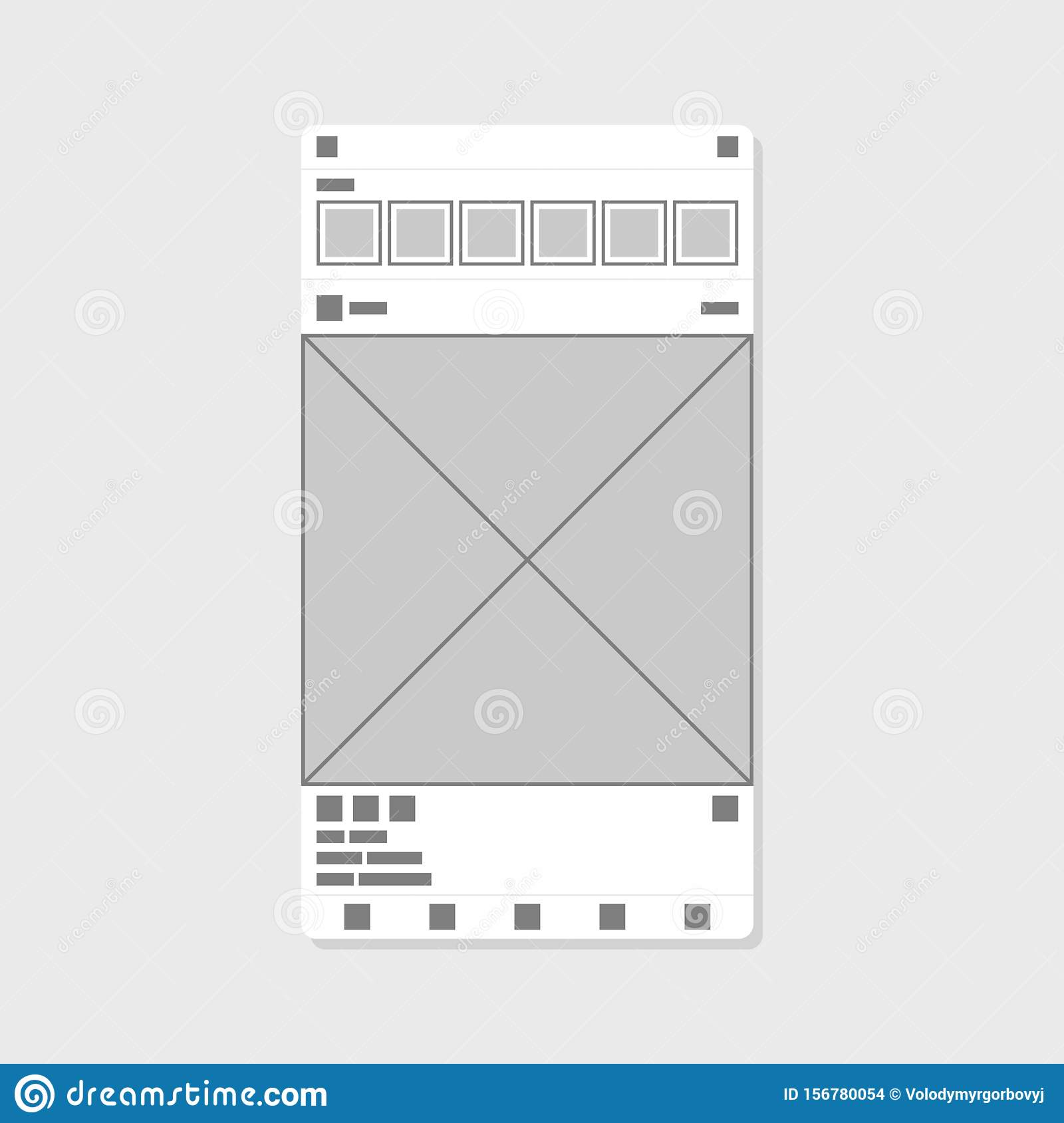 Wireframe Diagram Examples