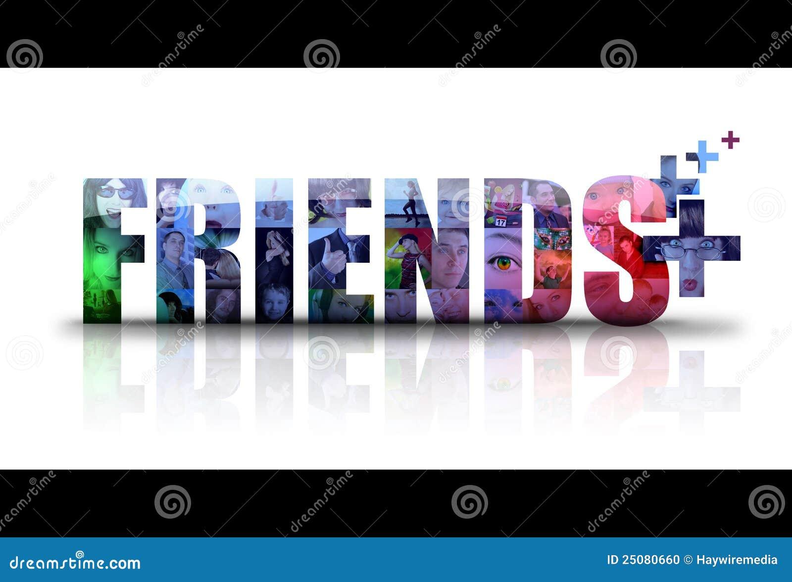 Social Friends Icon Logo Stock Photo Image 25080660