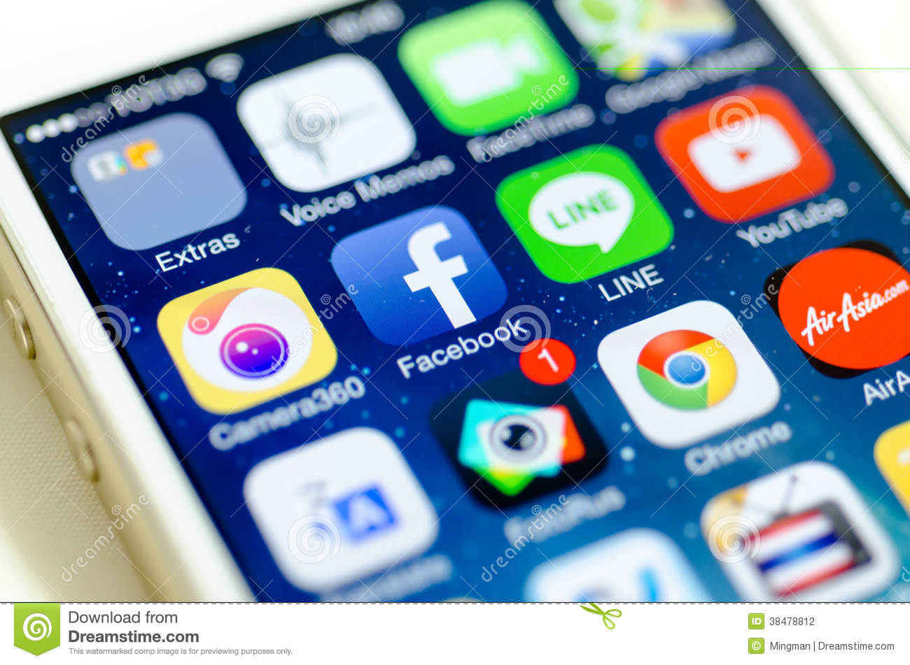 apps spain social networking iphone