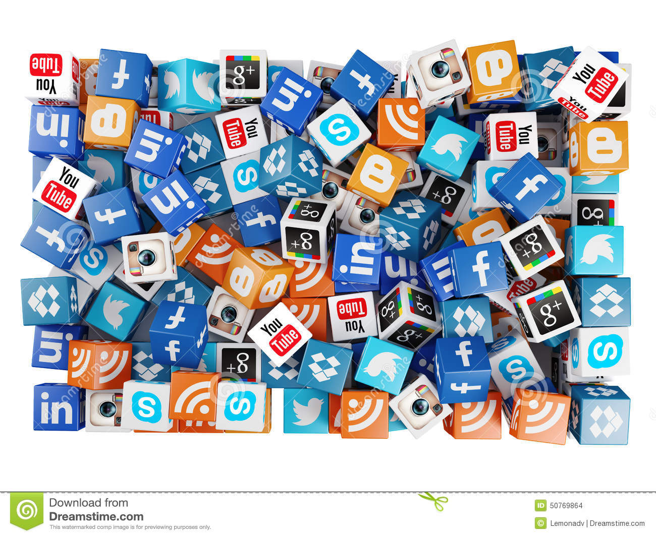Social media background editorial stock image. Image of ...