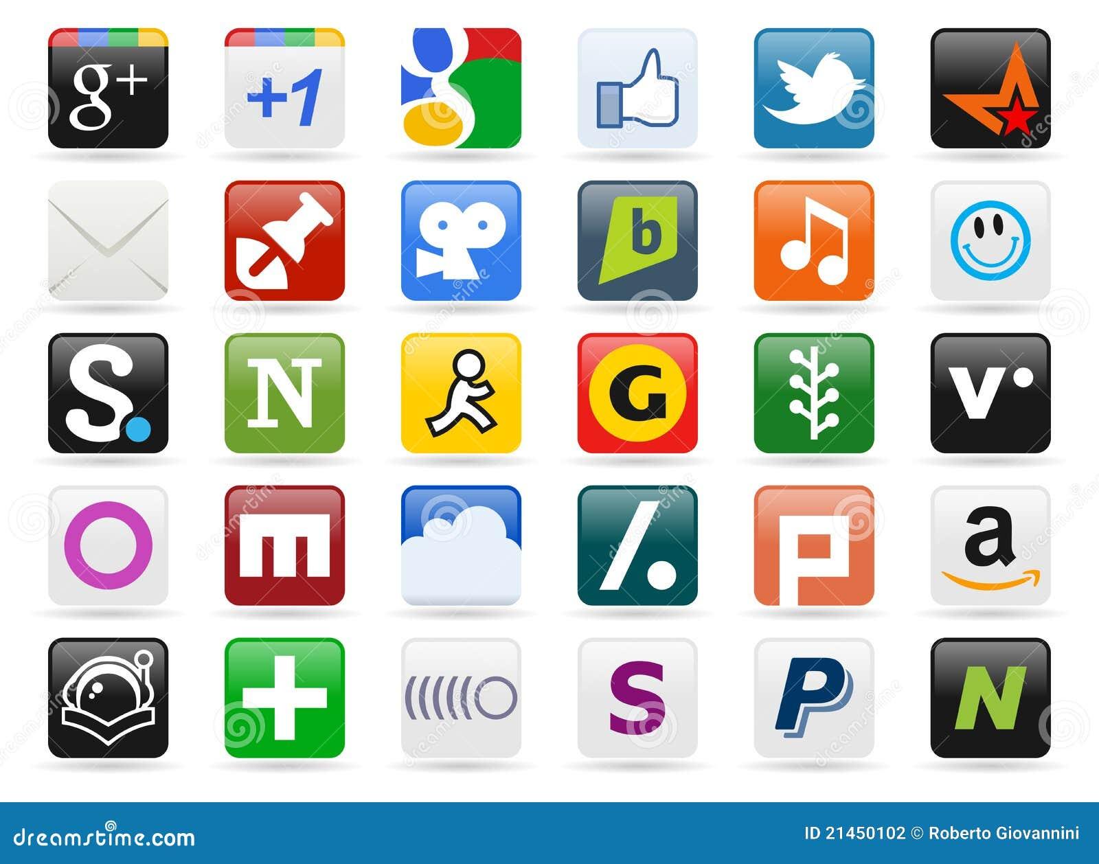 Social Media Buttons [2]