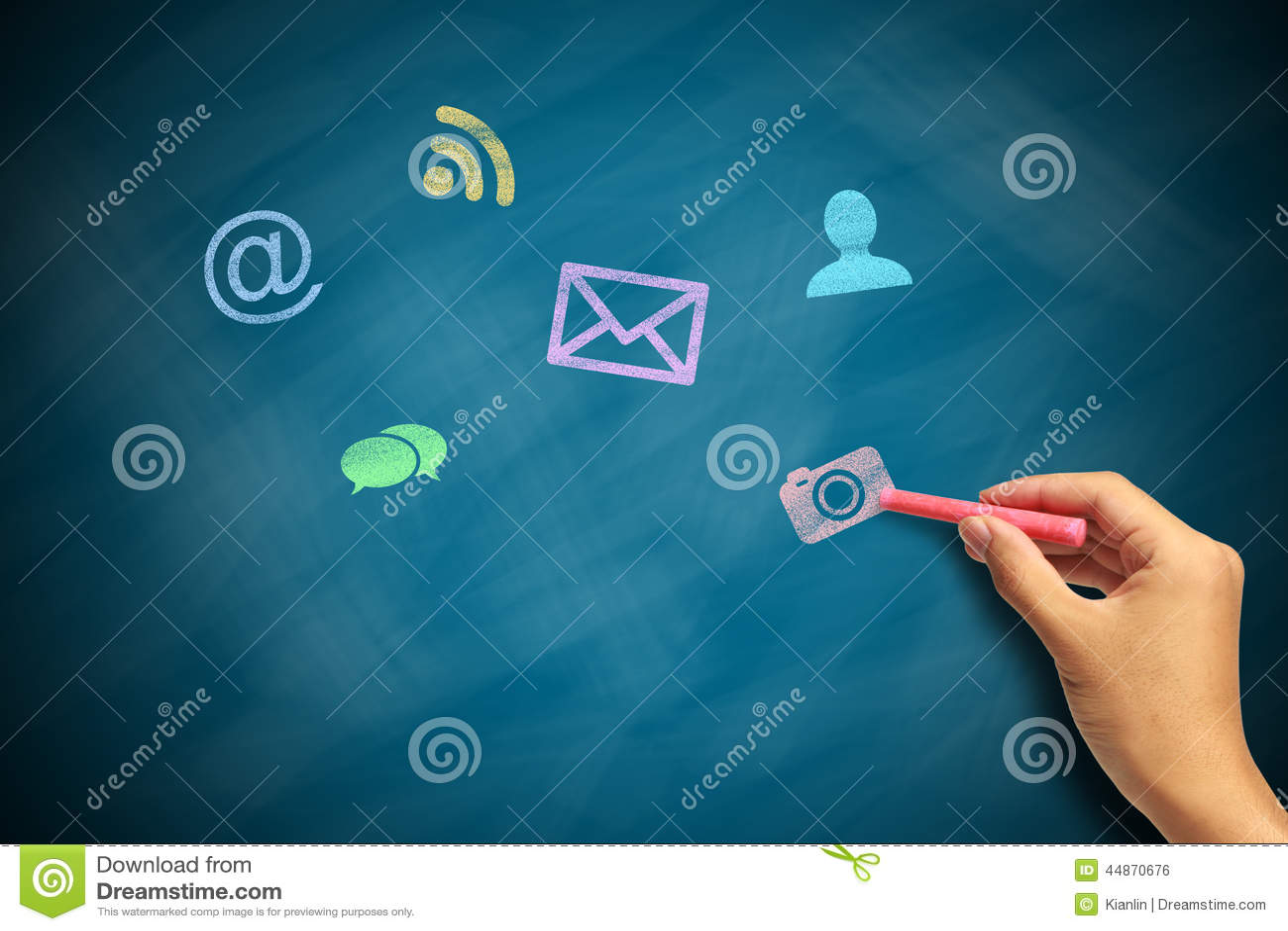 Social Media Concept 3