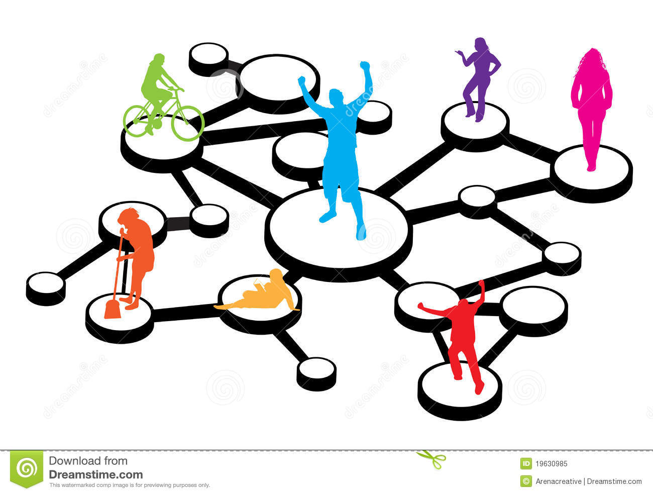 connections diagram connections image wiring diagram social media connections diagram royalty stock photo image on connections diagram