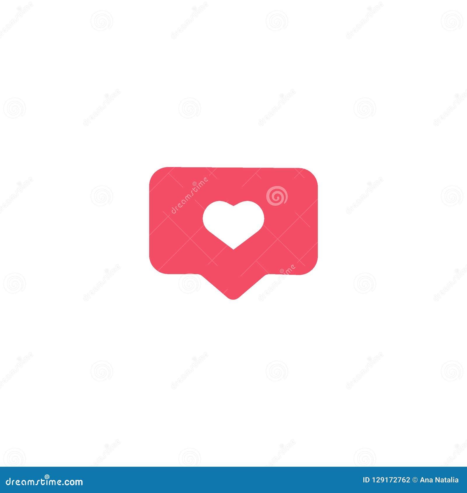 Instagram Heart Stock Illustrations 2 635 Instagram Heart Stock Illustrations Vectors Clipart Dreamstime