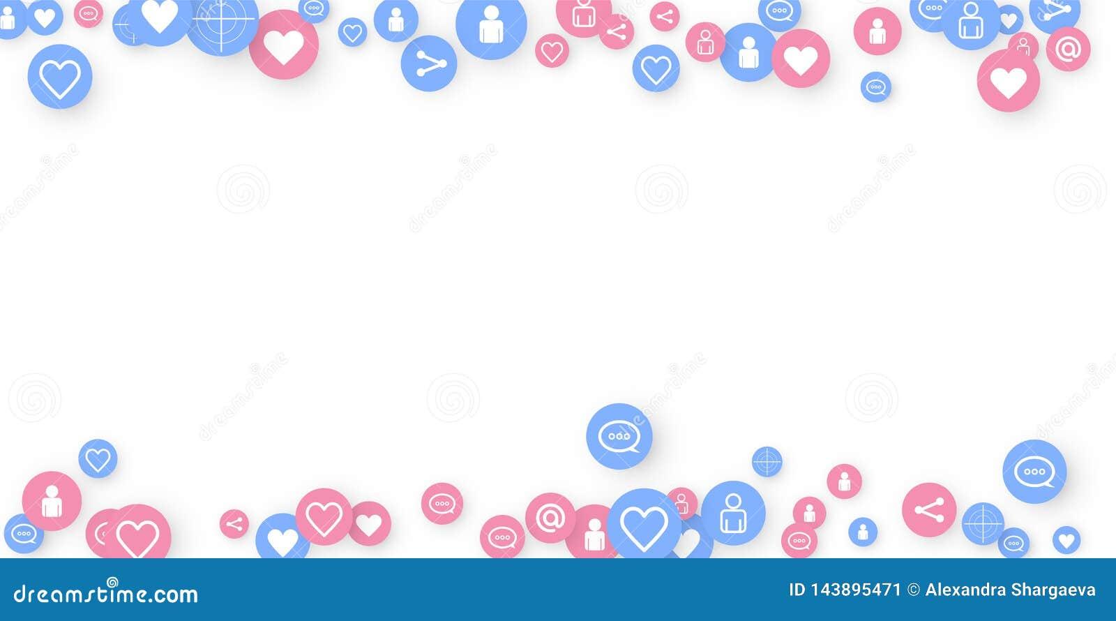 Social media marketing, Communication