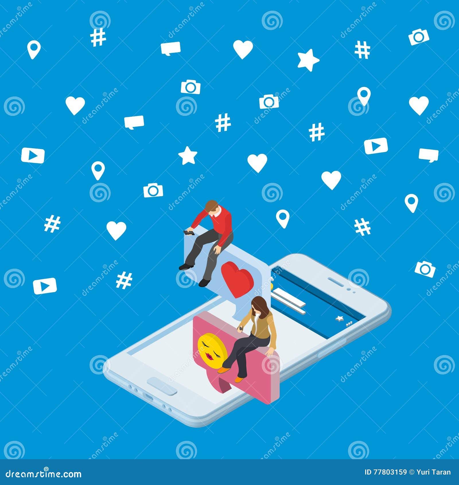 Marketing online dating
