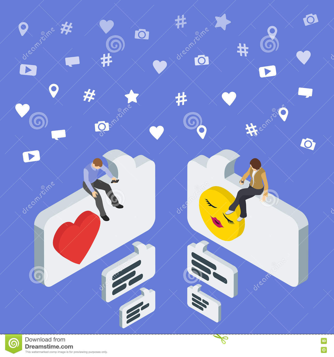 what is dating in marketing