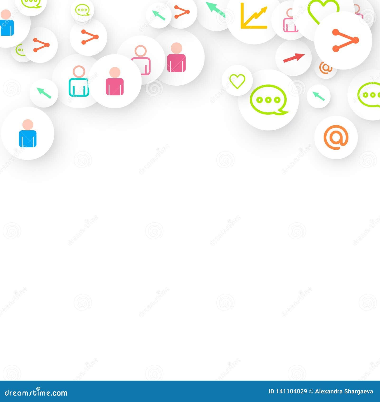 Social Media-Marketing, Kommunikationsvernetzung