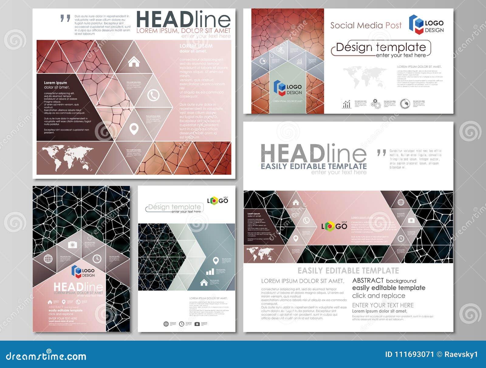 Social media design patterns