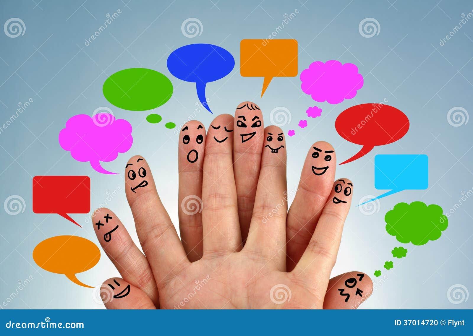 Social nätverksfamilj