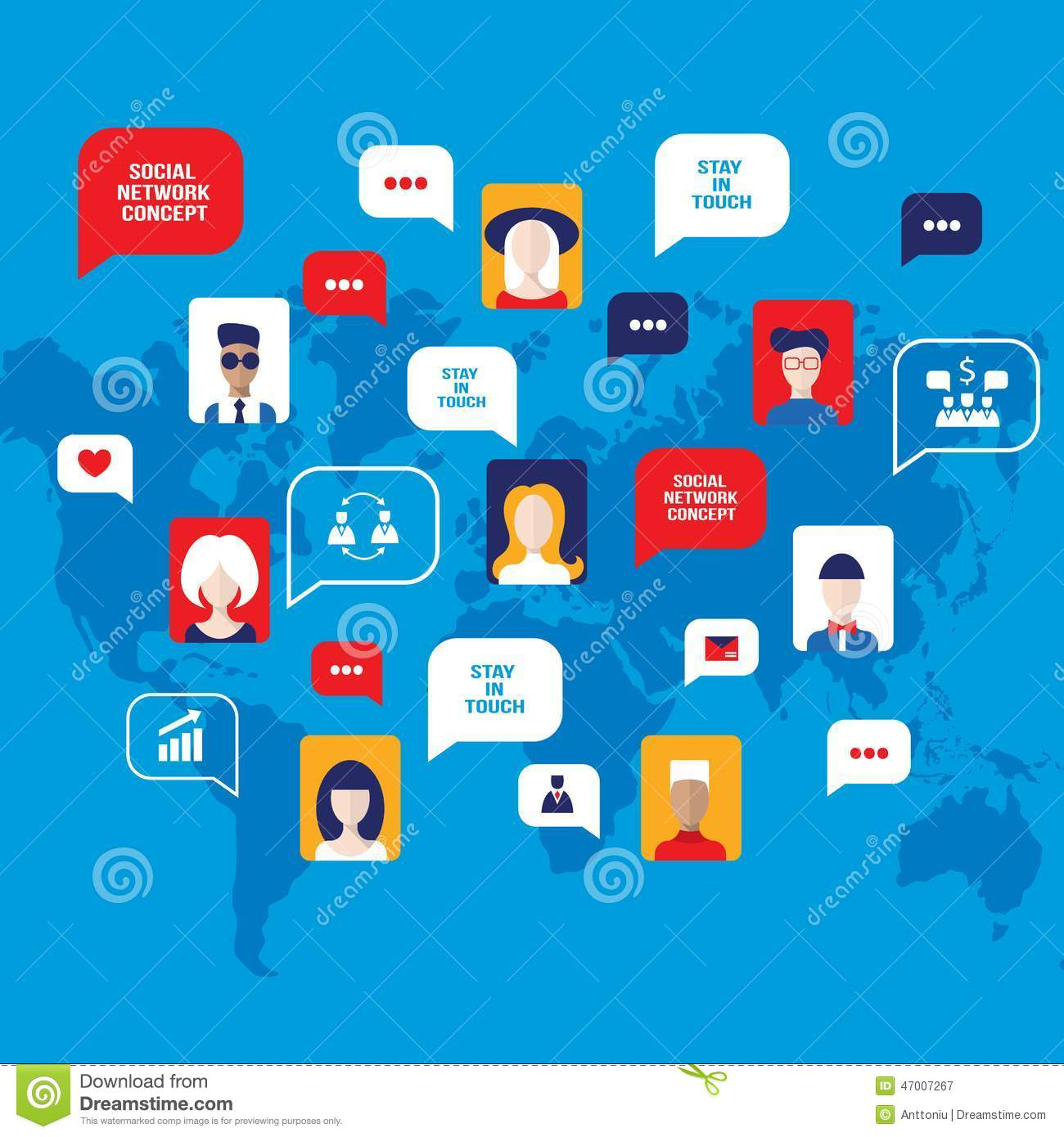 Social networking in the business world