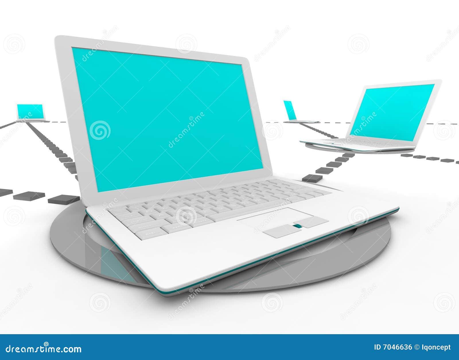 Social Network Laptops