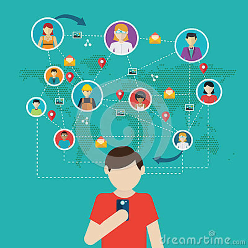 social networks allow people to connect Back when social networking was something i am guilty of blogging away my anger and tears after struggling to connect with other people social networks.