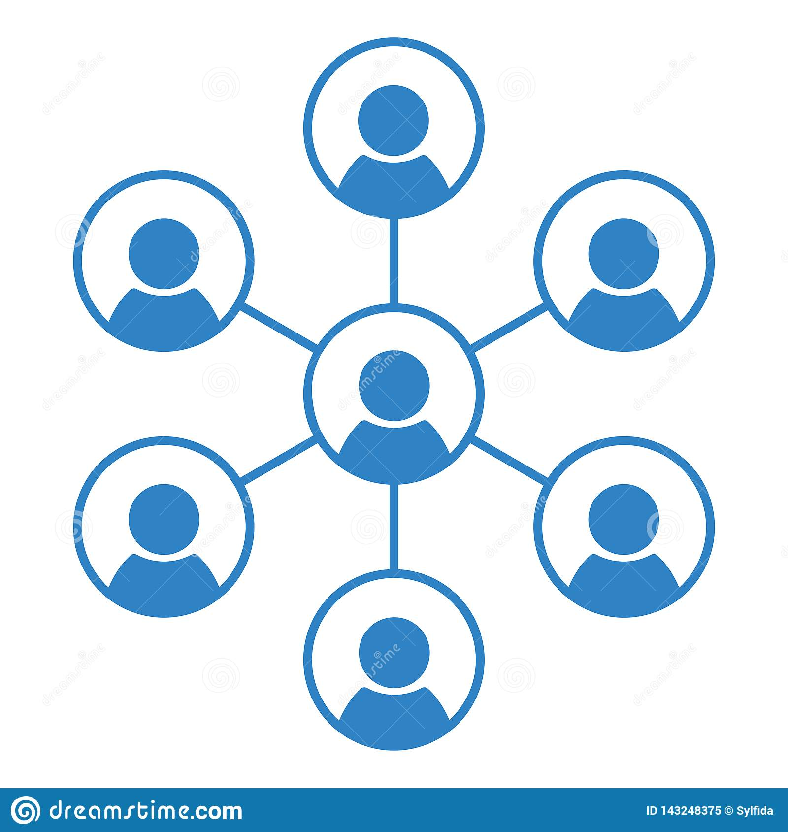 Icon people network The ICON