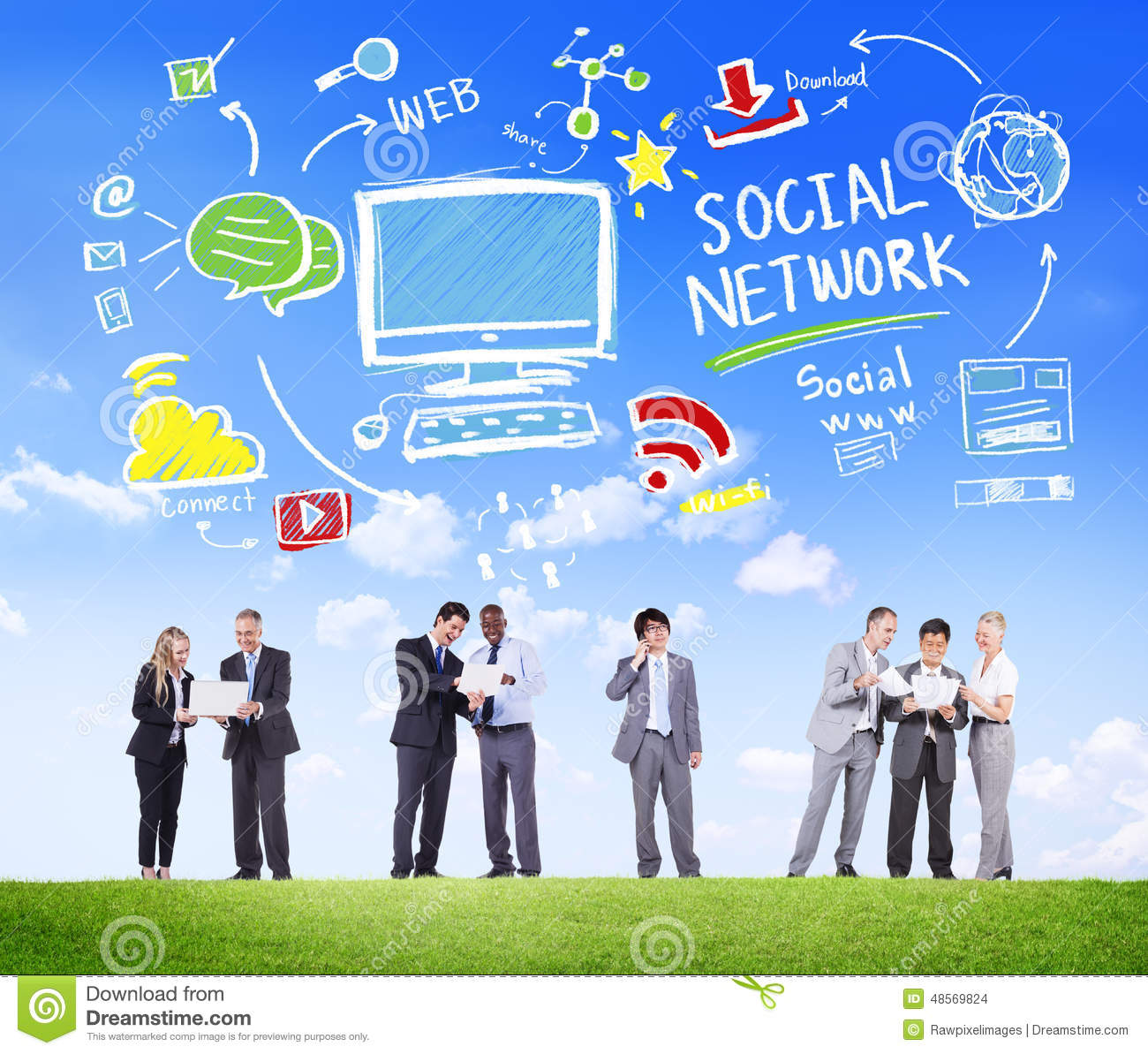 social media for business communication essay Social network essay 4 1  when posting on social media, business hours can get  social media is starting to put the communication factor back.