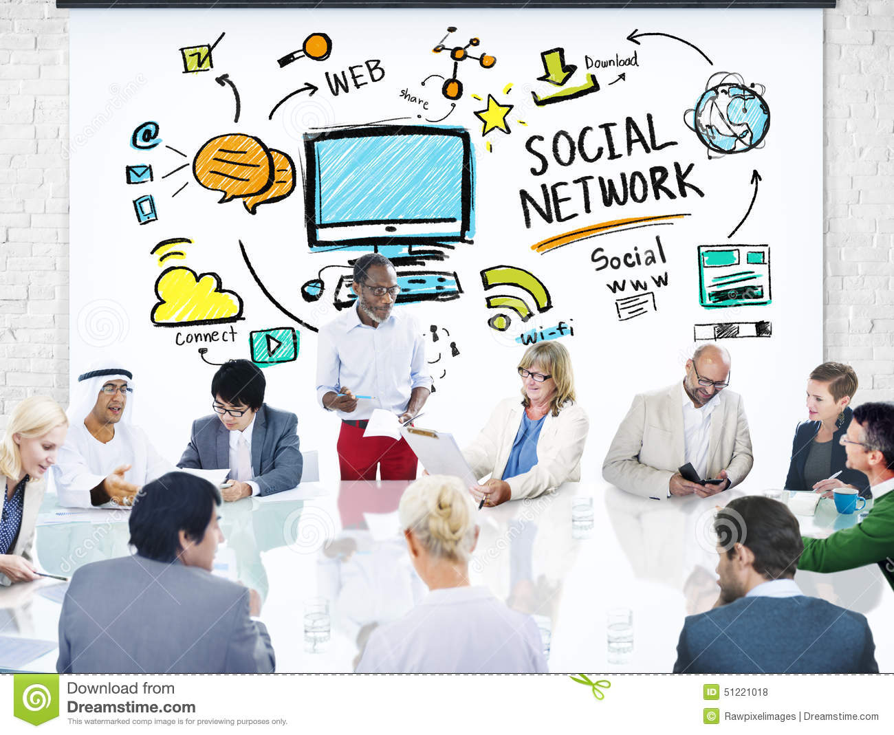 social meeting sites