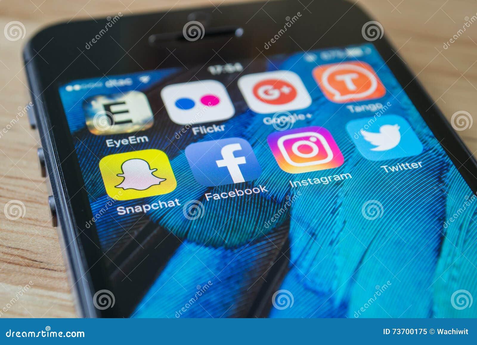 Sociale Netwerktoepassingen