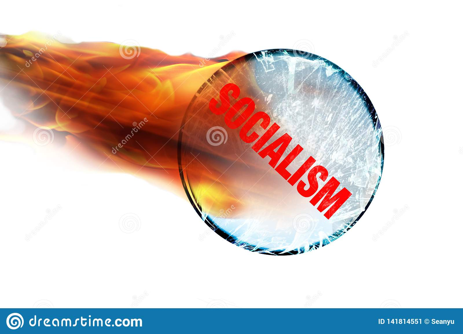 Socjalizm na ogieniu