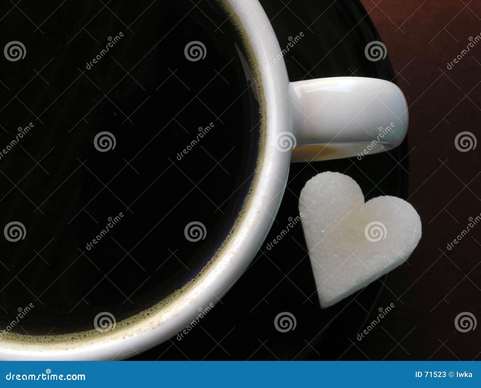 Socker för kaffekopp