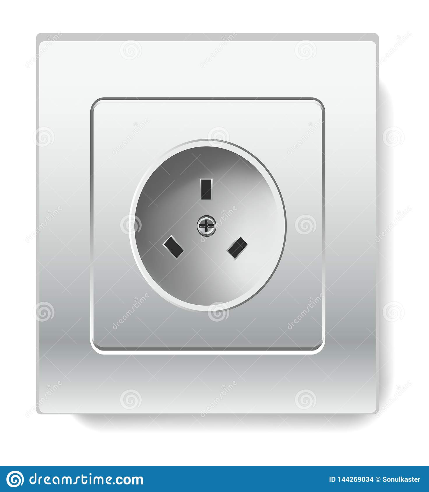 Superb Socket Isolated Electric Item House Wiring And Electricity Stock Wiring 101 Eattedownsetwise Assnl