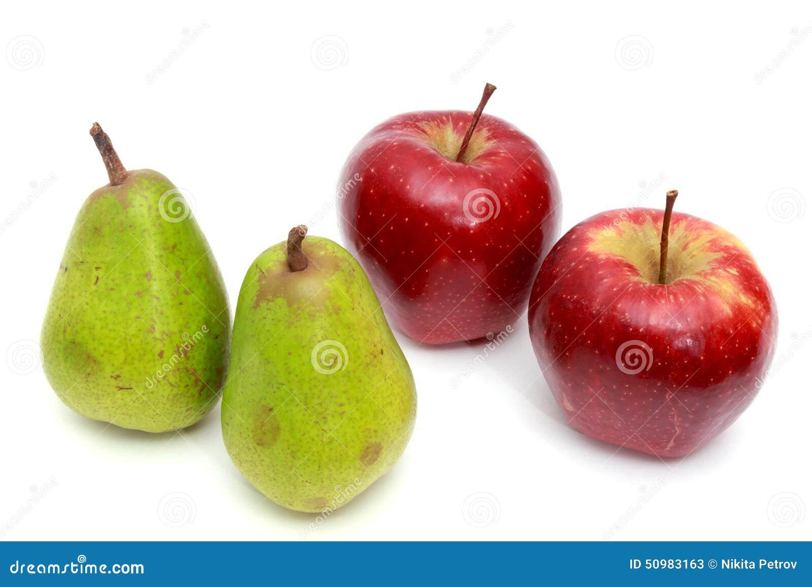 Soczyste bonkrety, jabłka Na bielu