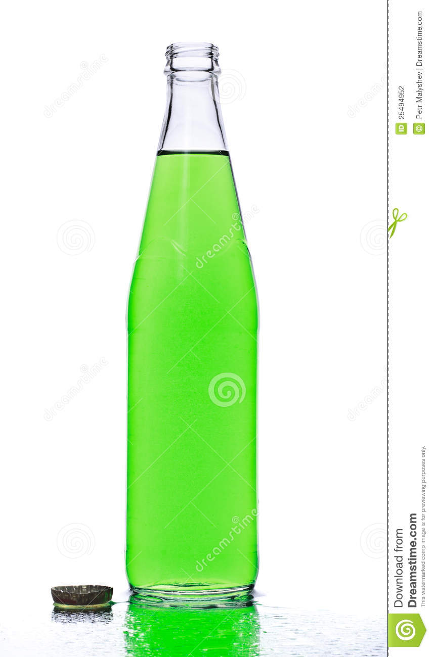 Soda Bottle Stock Photography - Image: 25494952