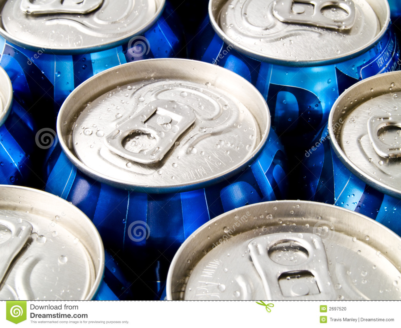 Soda Can Tops stock photo  Image of thirsty, aluminum - 2697520