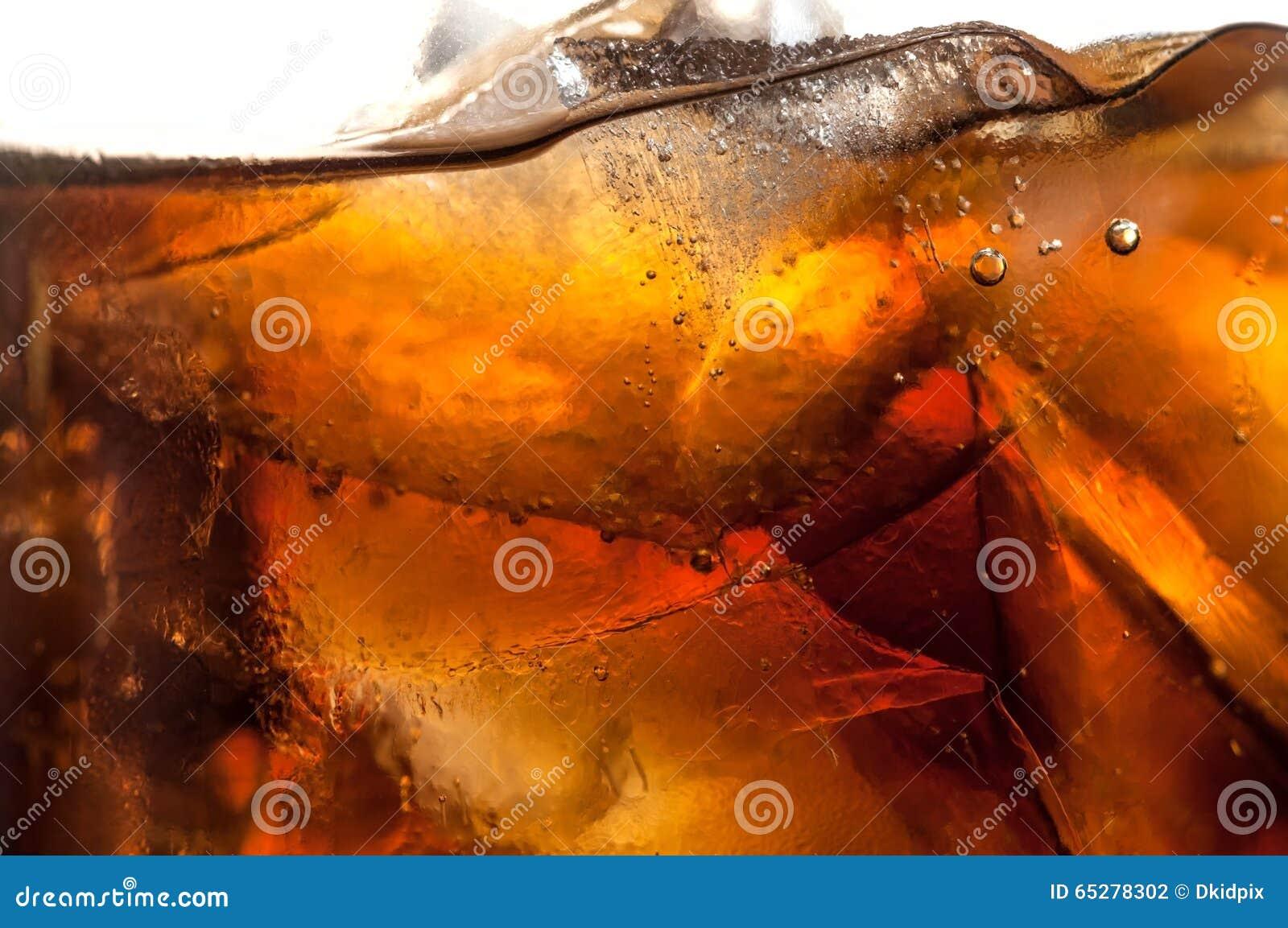 Soda e ghiaccio