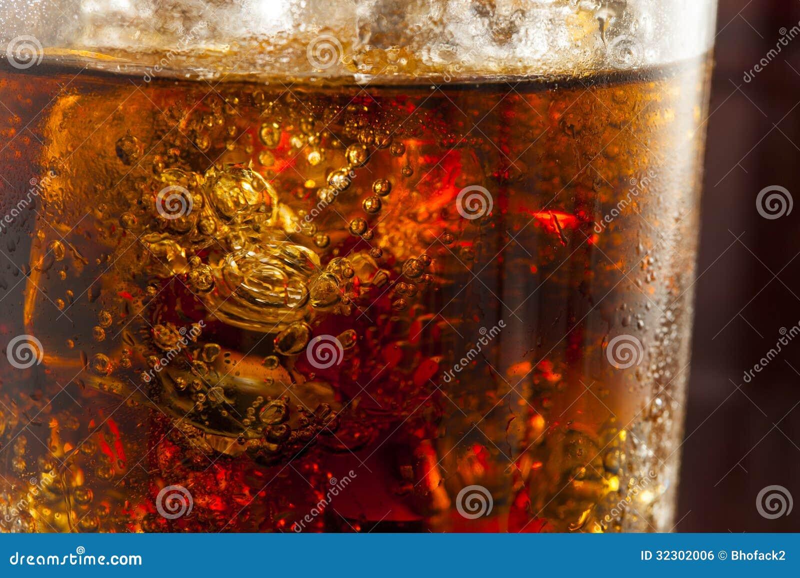 Soda glacé régénérateur