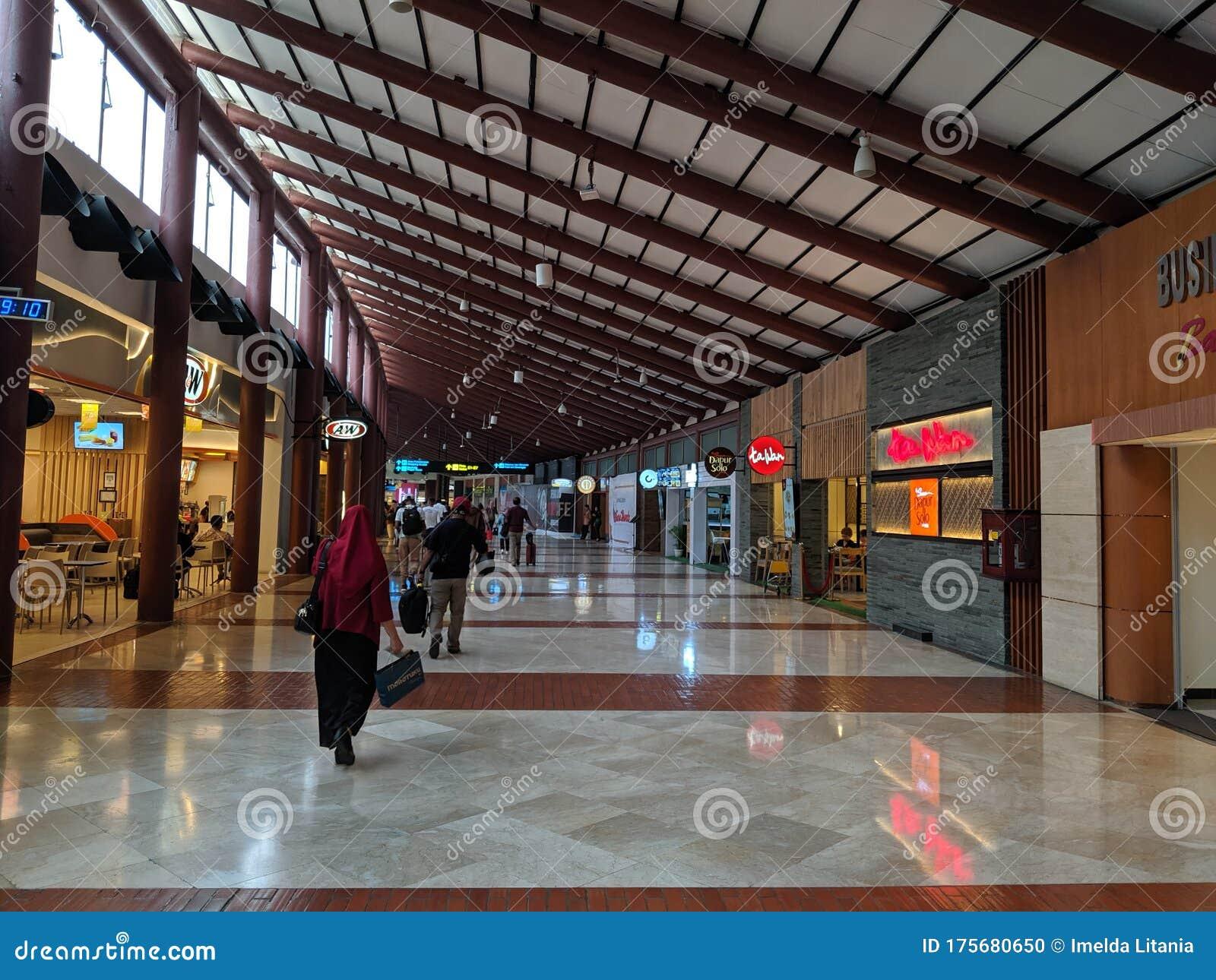 Soekarno Hatta International Airport Jakarta Editorial Image Image Of Building Airport 175680650