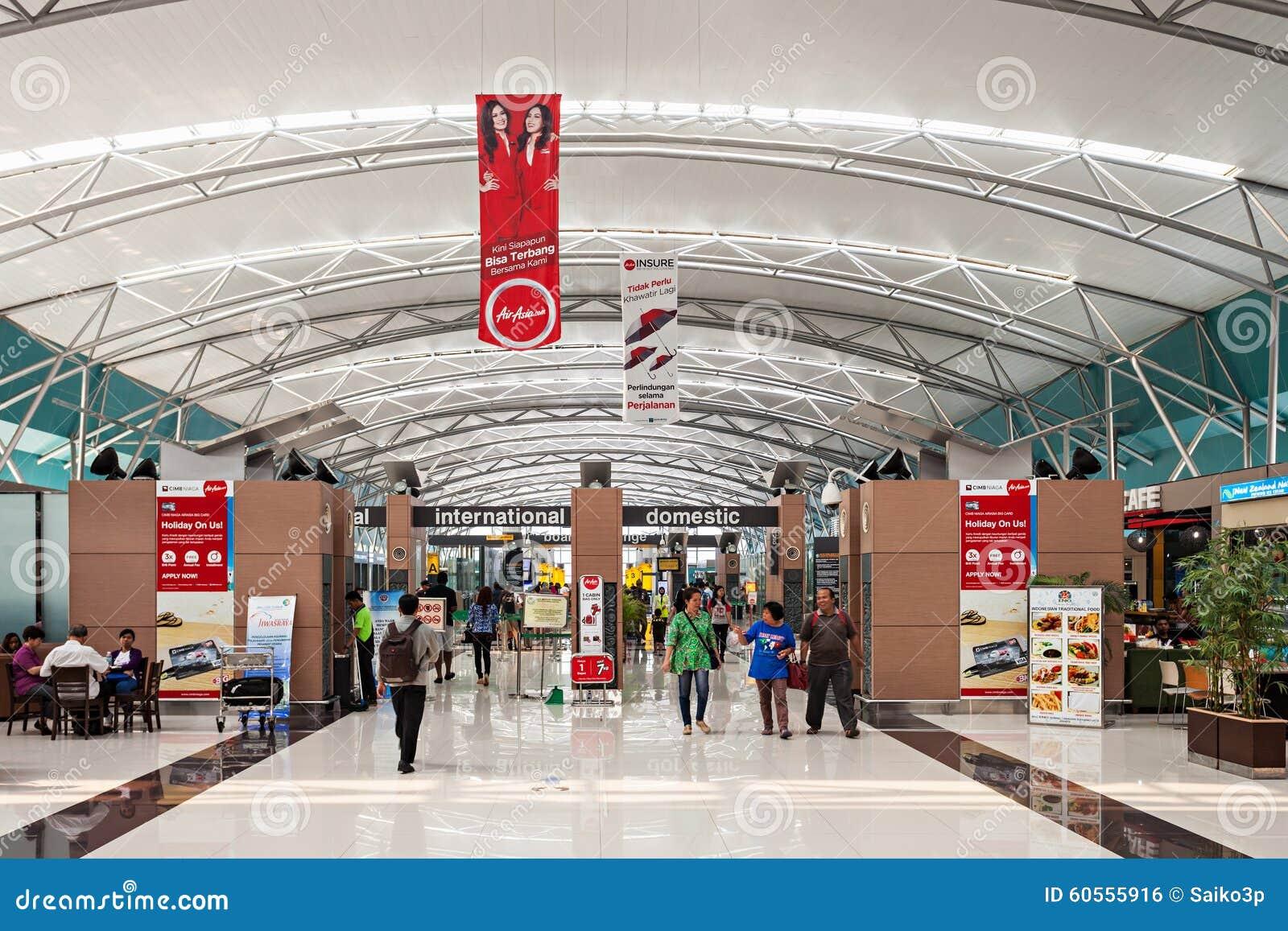 Soekarno Hatta lotnisko