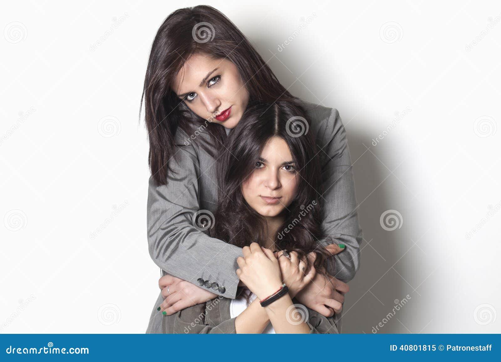 soeur lesbiennes sexe