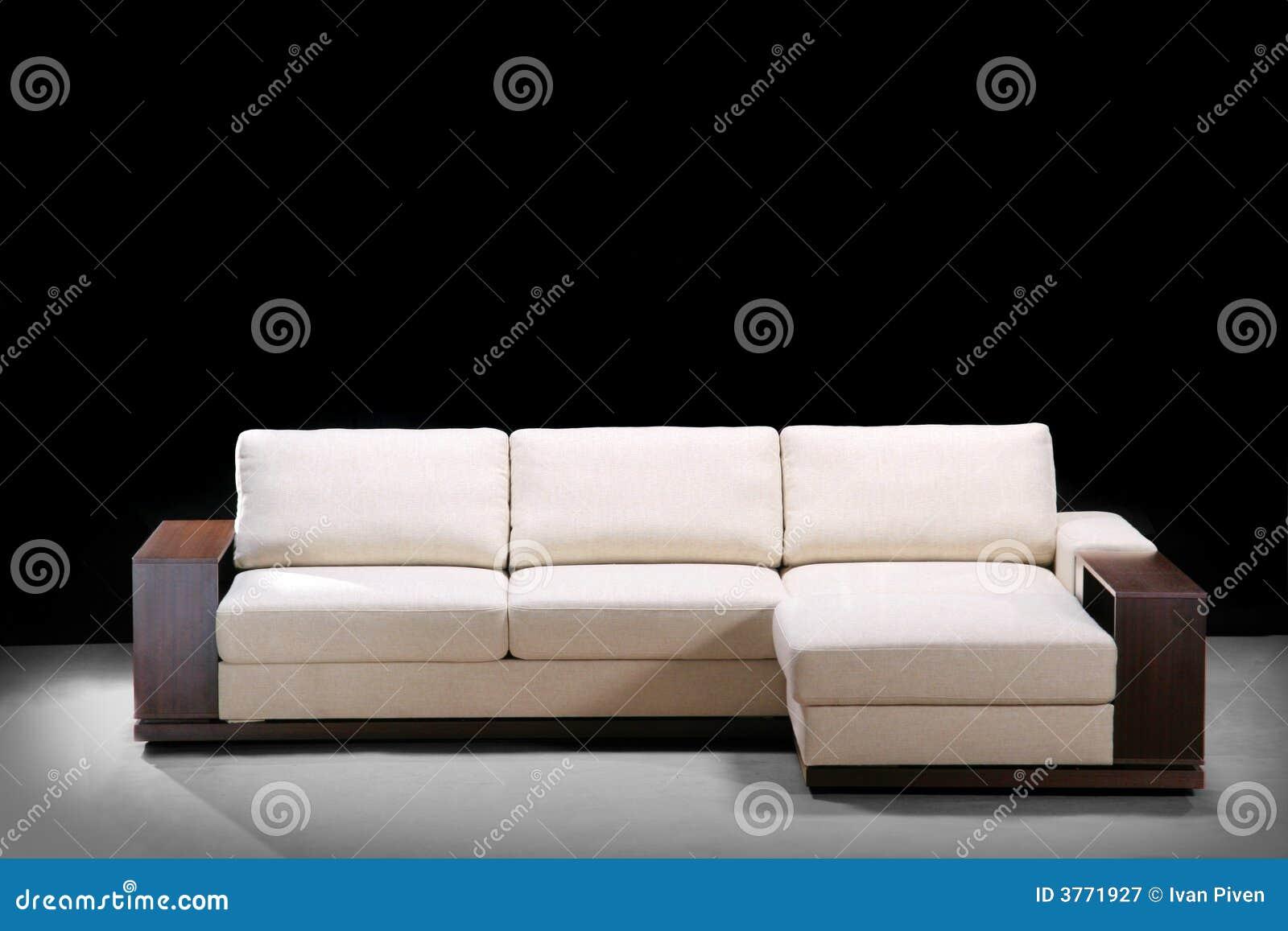 Sof confort vel elegante for Sofa elegante