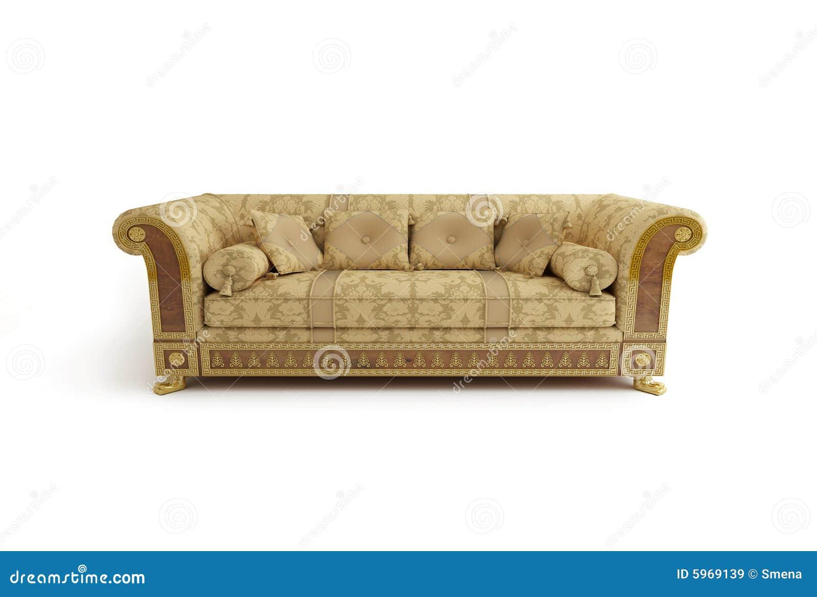 Sofa classique