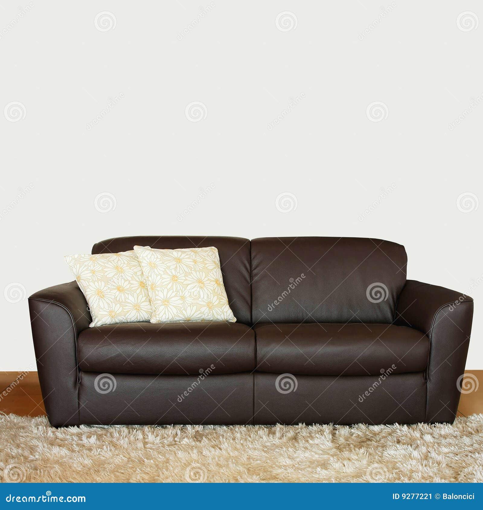 Sofa de Brown
