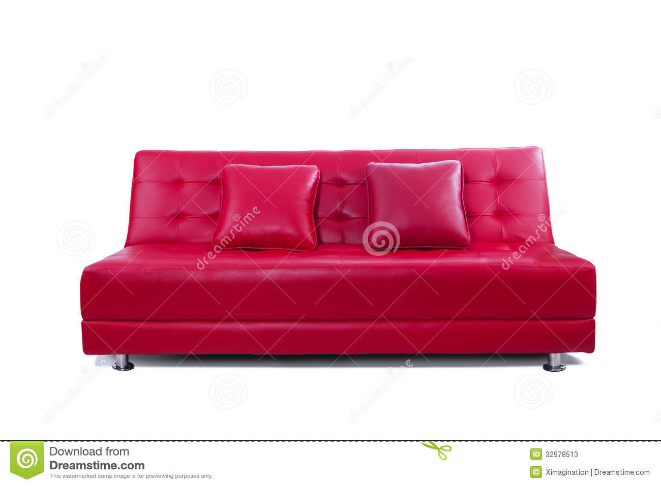 Sofa Furniture sofa furniture on white background royalty free stock photography