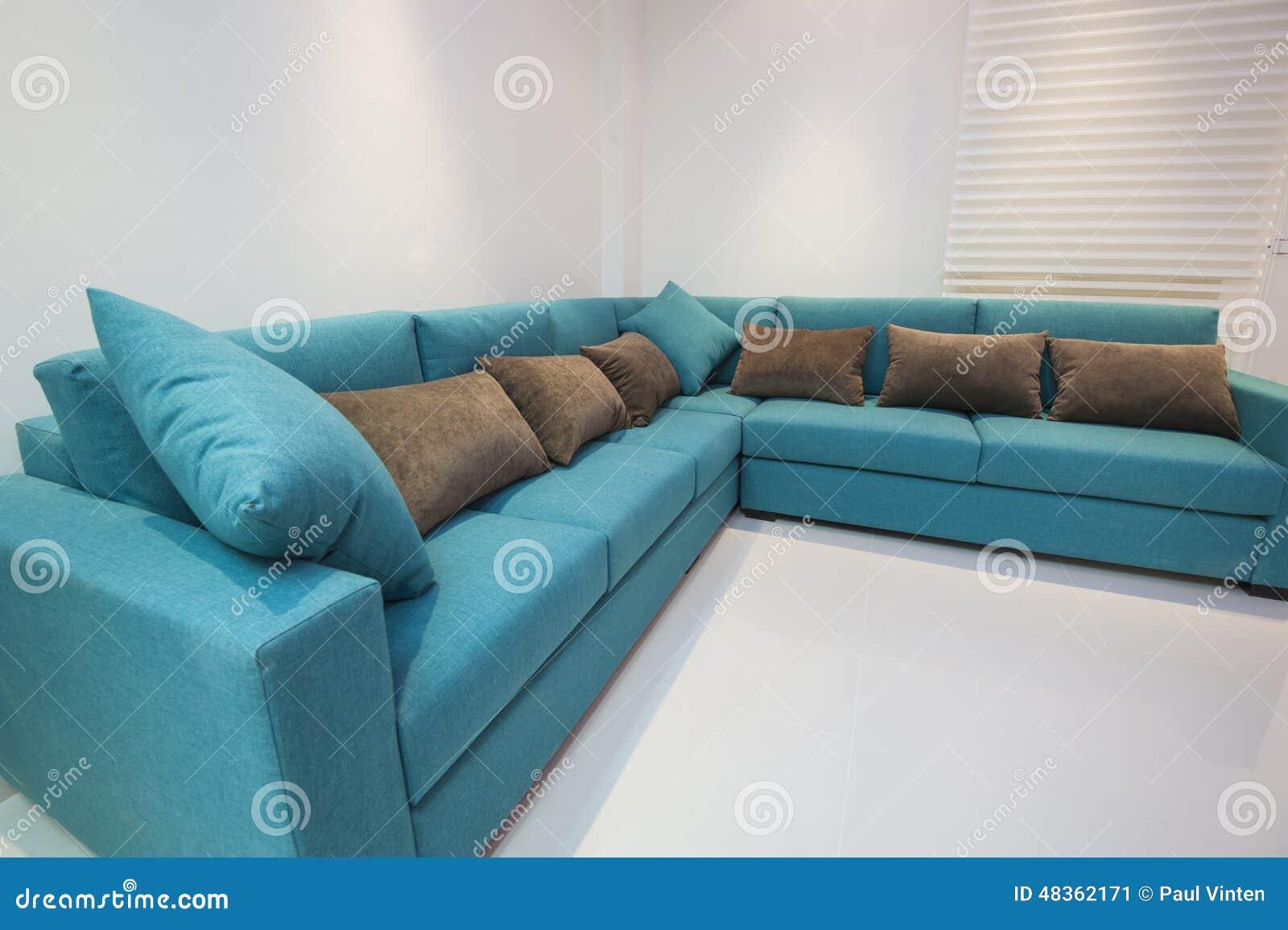 Sofa In Luxury Apartment Stock Photo Image 48362171