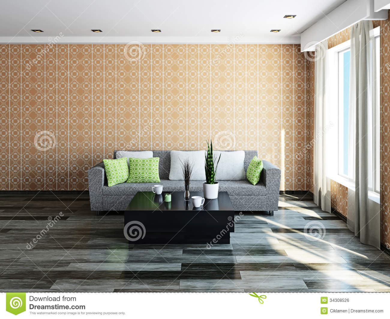 Sofa and a table royalty free stock image image 34308526 for Sofa table near me