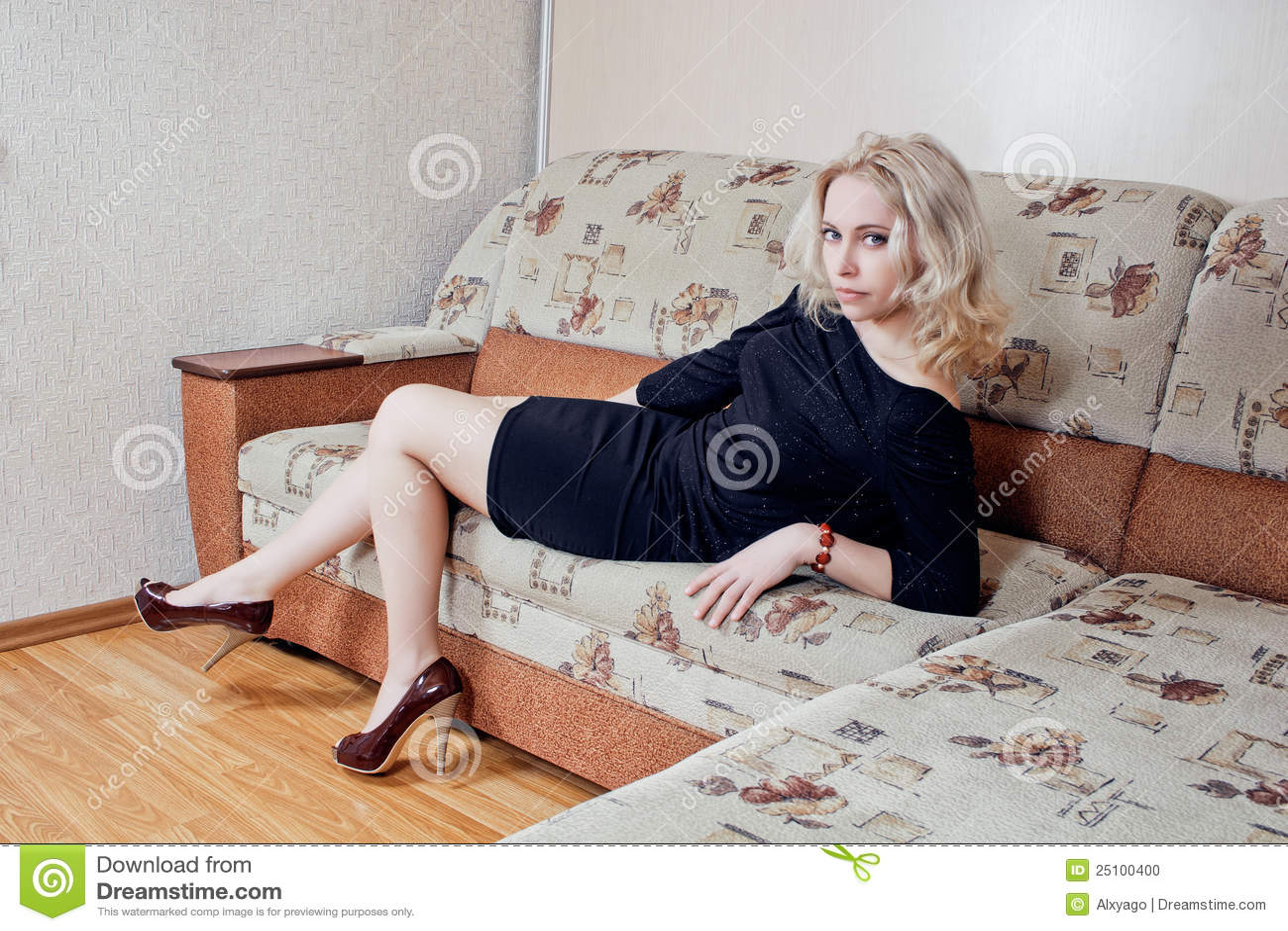 Soffakvinna