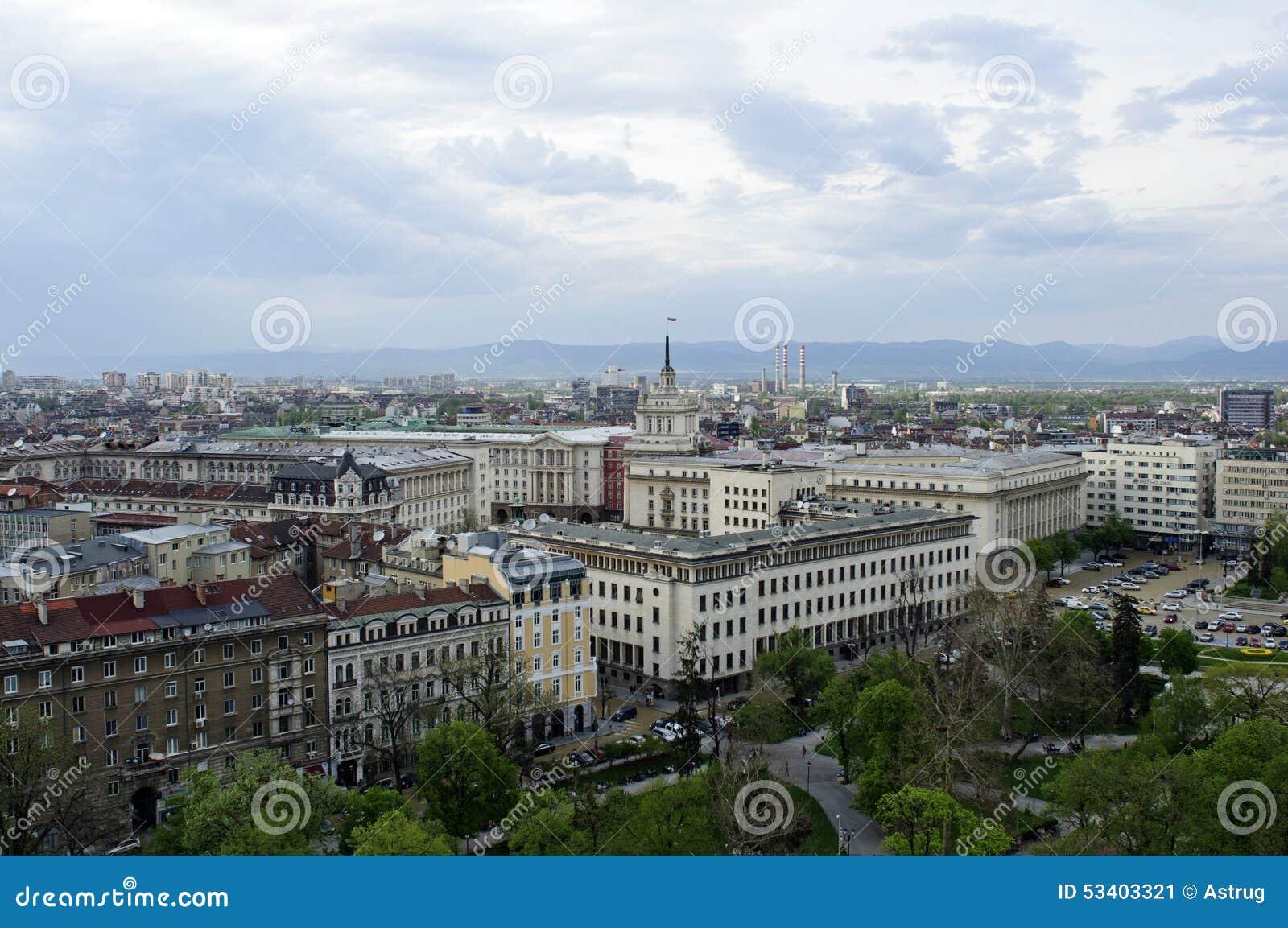 Sofia stad