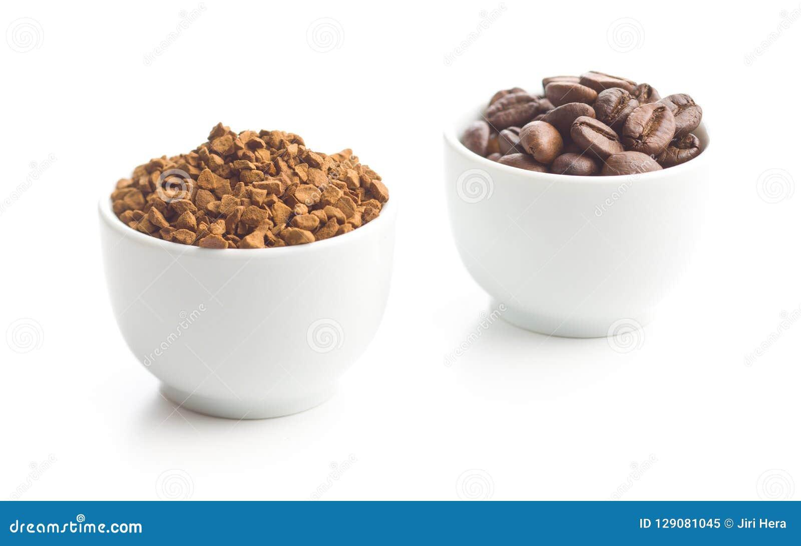 Sofortiger Kaffee