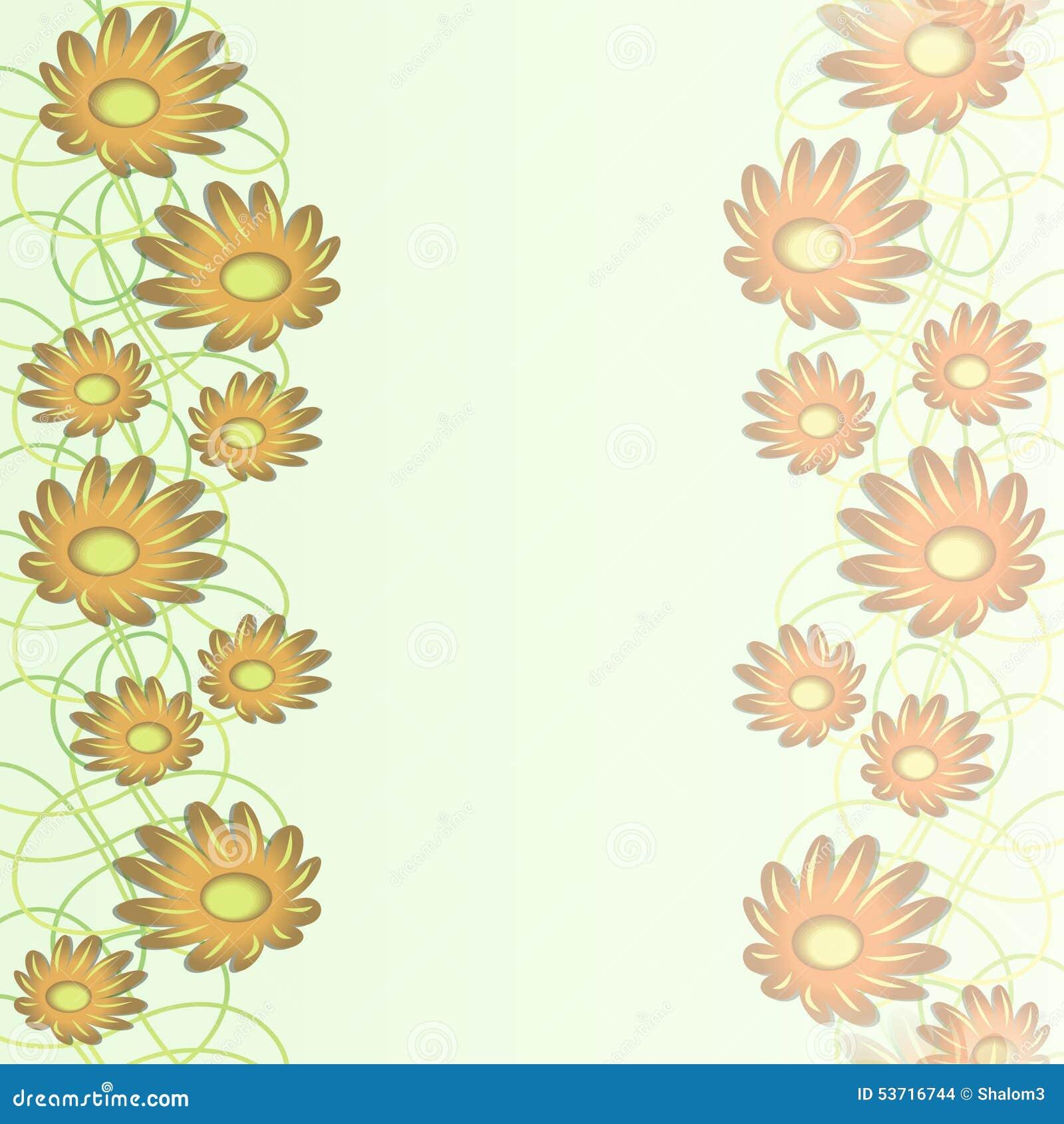 illustration soft floral - photo #19