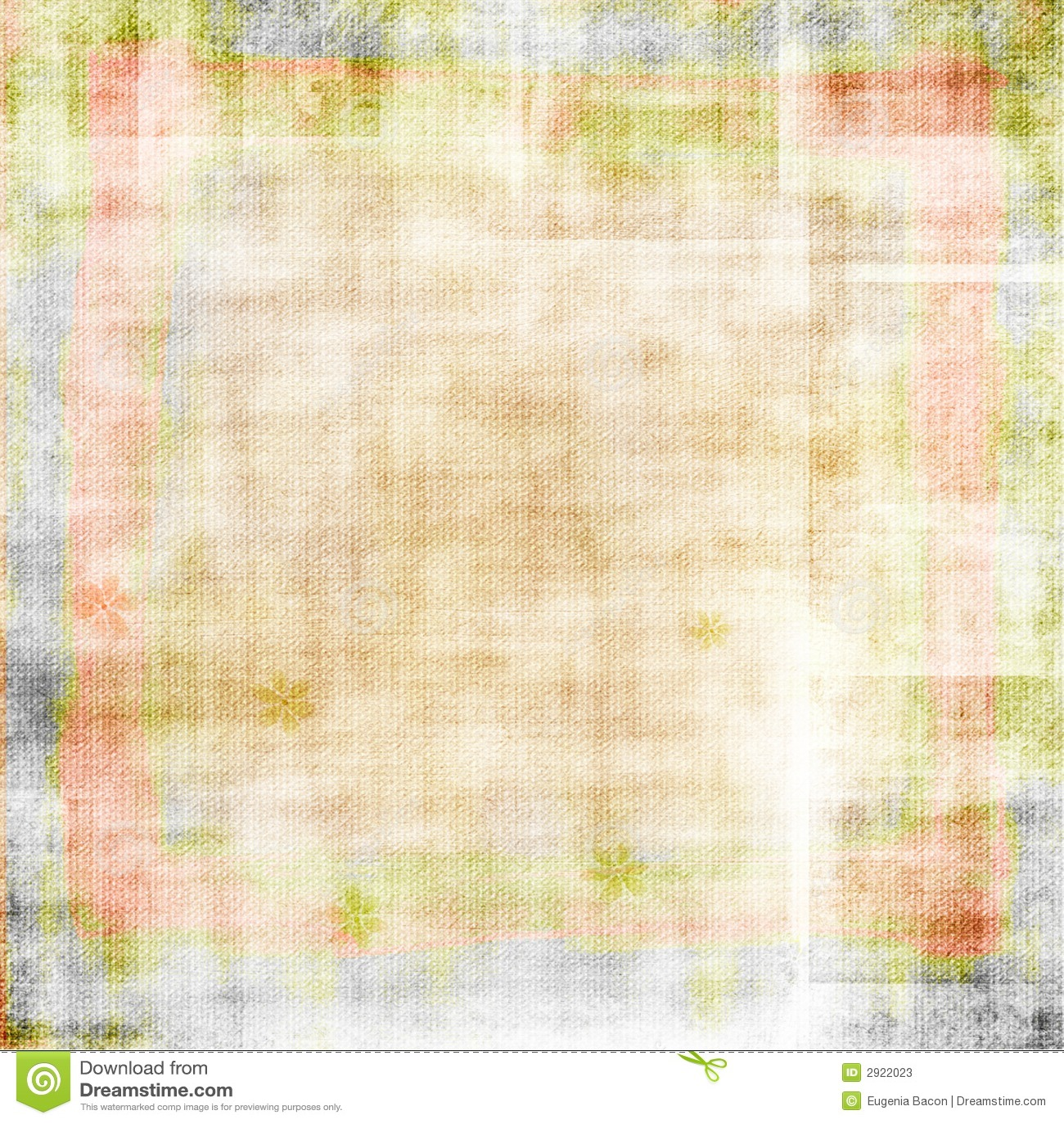 Yellow Grunge Texture Soft Beige Textured Ba...