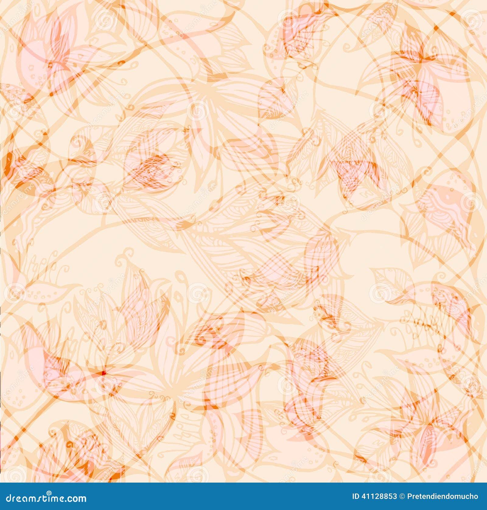 illustration soft floral - photo #26