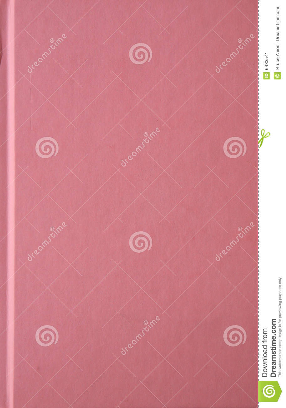 soft pink book cover stock image image of background