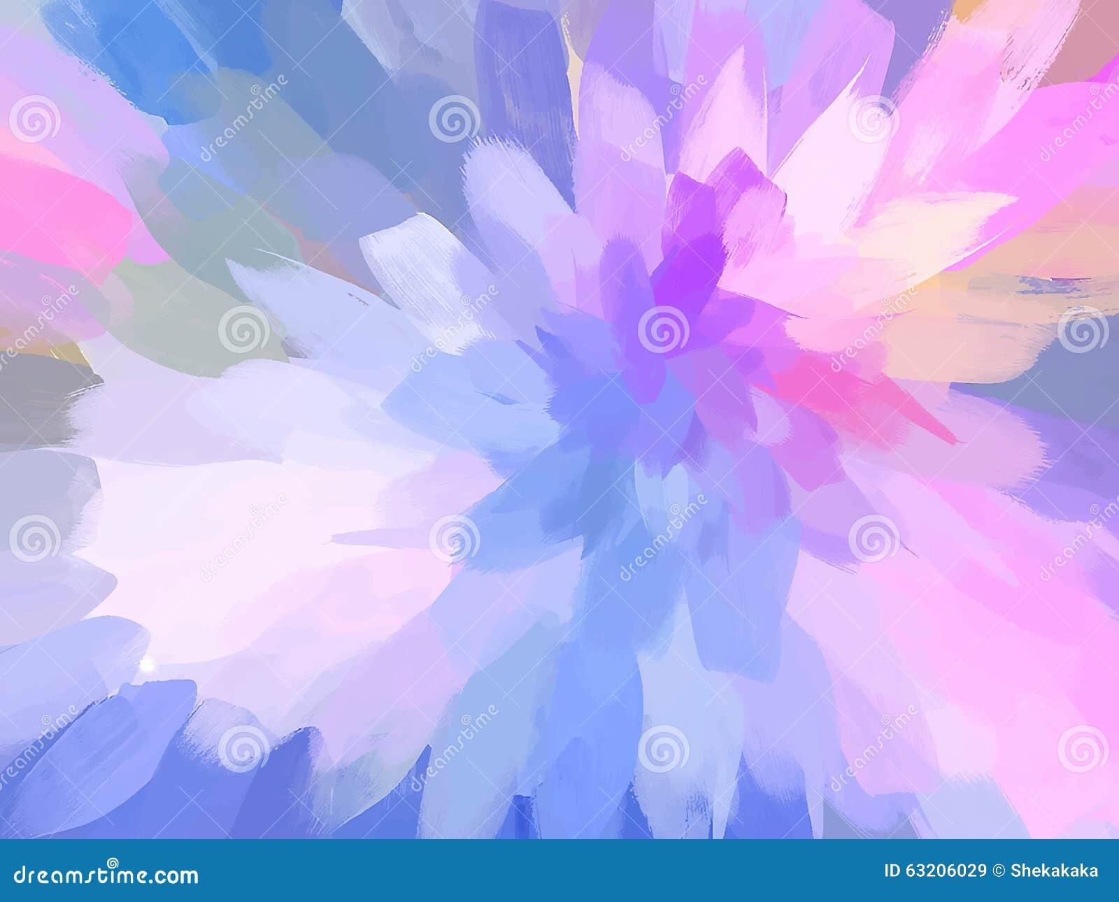 illustration soft floral - photo #32