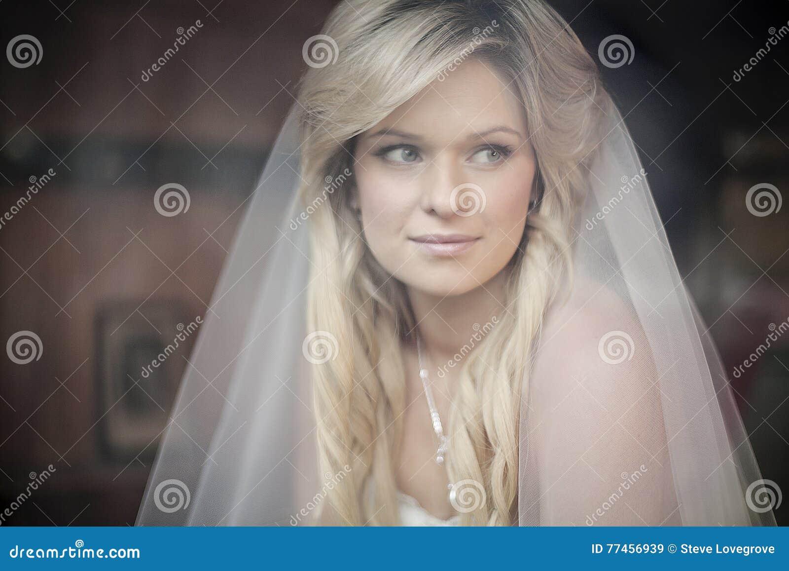 Soft portrait of female